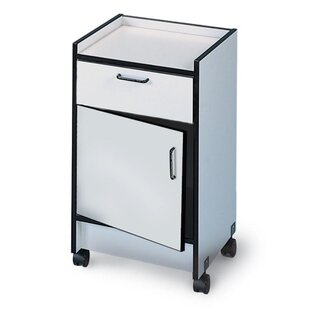 Drawer and Cabinet Mobile AV Cart by Hausmann Industries