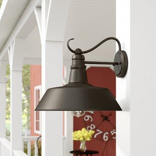 Albie LED Wall Outdoor Barn Light