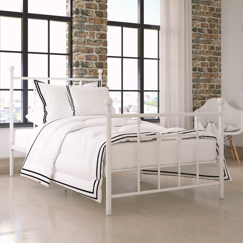 August Grove Lyster Platform Bed U0026 Reviews | Wayfair