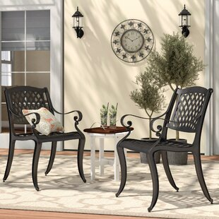 Grimm Patio Dining Chair (Set of 2)