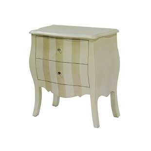 Tompkins 2 Drawer Accent Chest by August Grove
