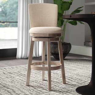 Amaranthe 24 Swivel Bar Stool by Laurel Foundry Modern Farmhouse Best #1