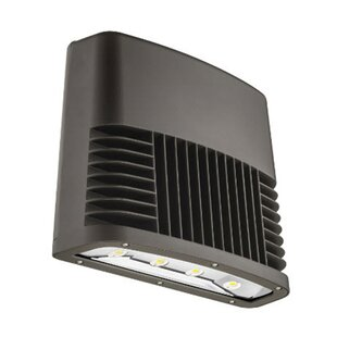 OLWX 150-Watt LED Dusk to Dawn Outdoor Security Wall Pack by Lithonia Lighting