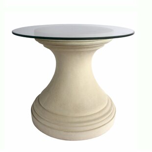 Ethelyn Round Stone Dinning Table by Astoria Grand Best Choices