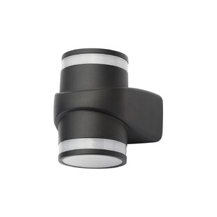 Londrea LED Outdoor Armed Sconce By Sol 72 Outdoor