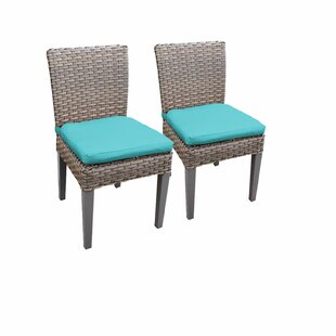 Florence Dining Chair with Cushion (Set of 2)