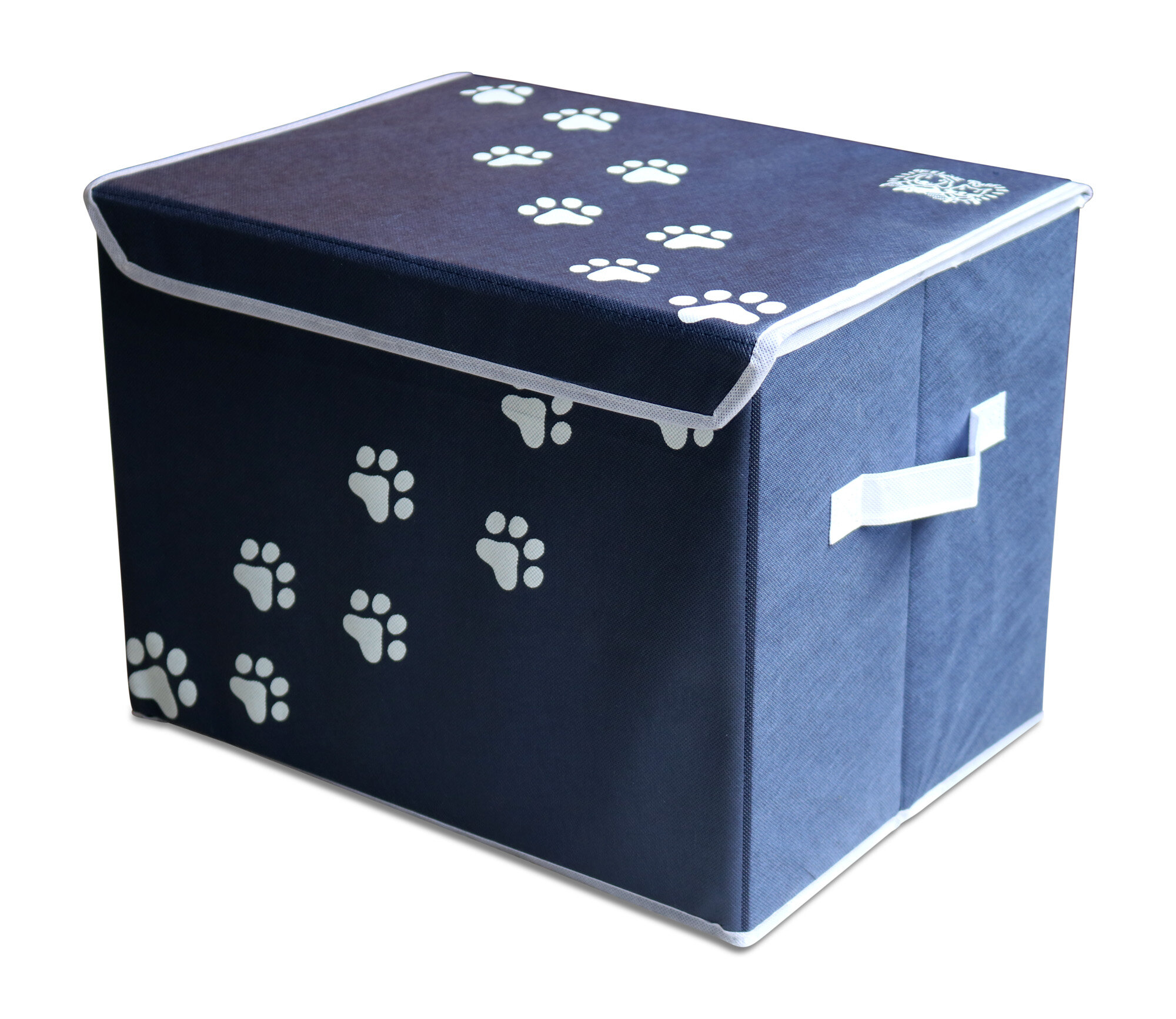 Tucker Murphy Pet Collapsible Pet Toys Fabric Cube Or Bin | Wayfair