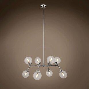 Brayden Studio Chairez 8-Light Chandelier