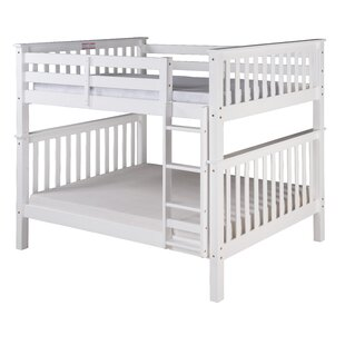 Coupon Lindy Mission Bunk Bed by Harriet Bee Reviews (2019) & Buyer's Guide