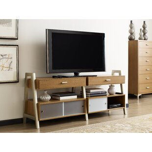 Hygge Solid Wood TV Stand For TVs Up To 70