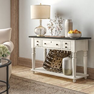 Calila Rectangle Console Table by Birch Lane™ Heritage