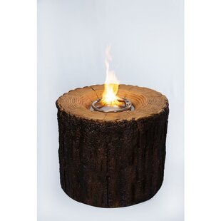 Stump Propane Fire Pit By Margo Garden Products