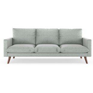 Shop Couture Mod Velvet Sofa by Corrigan Studio