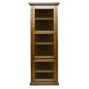 Savings Leary Corner Bookcase by Loon Peak
