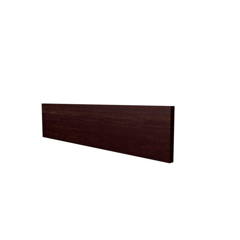 Arbor Creek Cabinets Laminate 4 4 X 96 Toekick Cover Cabinet Wayfair