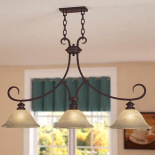 Red Barrel Studio Maitland 3-Light Kitchen Island Pendant