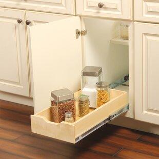 Knape&Vogt Soft-Close Wood Drawer Box