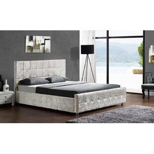 Arae Upholstered Ottoman Bed Frame By Rosdorf Park