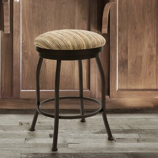 Gospodarczyk 26 Swivel Bar Stool Red Barrel Studio