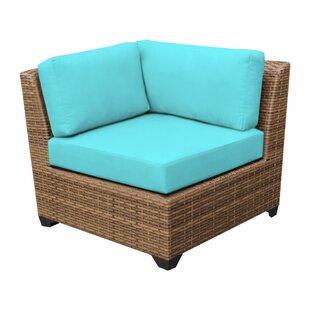 Waterbury Corner Chair with Cushions