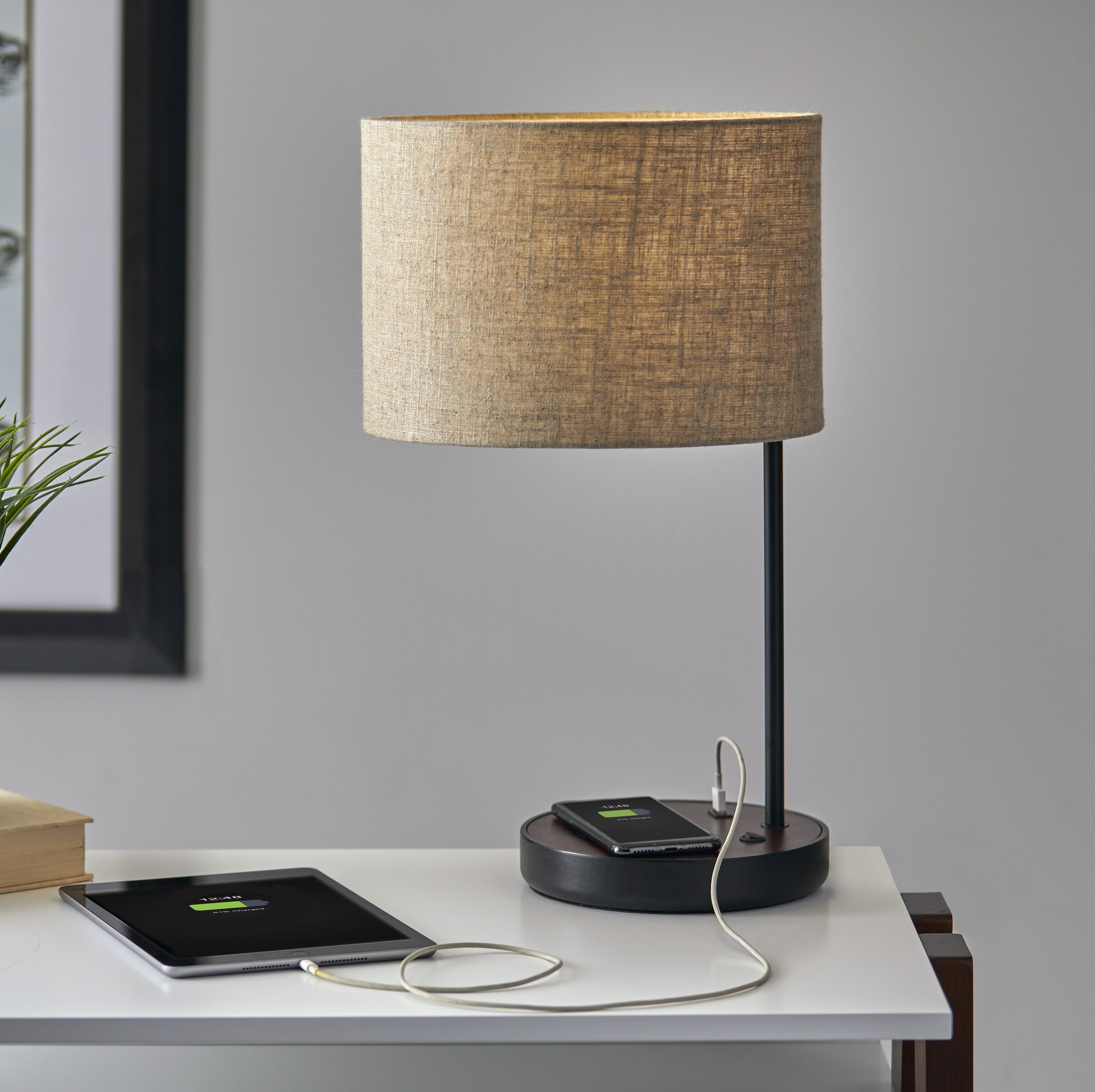 George Oliver Bourke 20 Table Lamp Reviews Wayfair Ca
