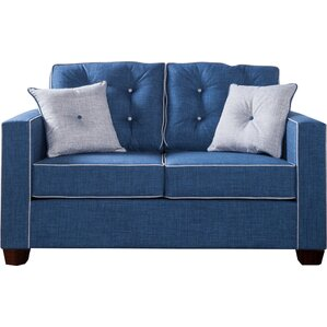 Urban Valor Tufted Loveseat by Hokku Designs