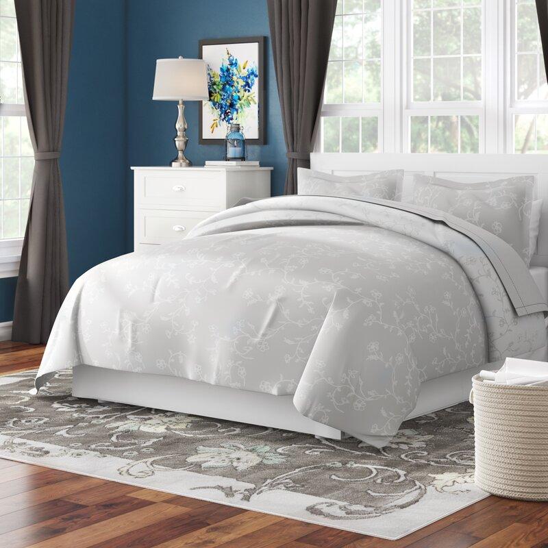 Joss Main Shantel Reversible Comforter Set Reviews Wayfair