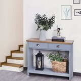 Lindsay 38.25 Console Table by Rosalind Wheeler