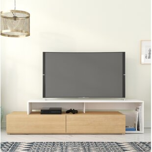 Lovitz TV Stand for TVs up to 72 By Wrought Studio