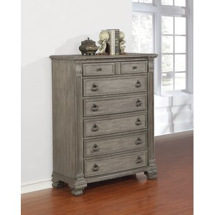 Damarcus 6 Drawer Double Dresser