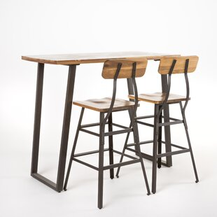 Boylan Bar Set Union Rustic