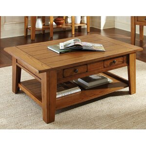 White Mountain Coffee Table by Loon Peak