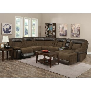 Emery Reclining Sectional by Red Barrel S..