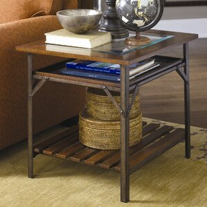 Gracie Oaks Calderwood End Table