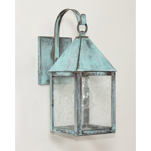 Longshore Tides Michaela 1-Light Outdoor Wall Lantern