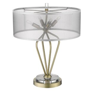 Hasty 4-Light 22 Table Lamp