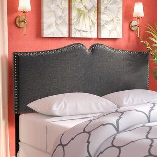 Top Reviews Ruhland Upholstered Panel Headboard by Willa Arlo Interiors