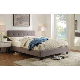 Wrought Studio Bagley Queen Upholstered Platform Bed