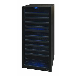 110 Bottle Butler Series Dual Zone Freestanding Wine Cellar