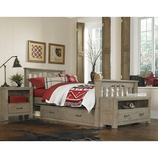 Timberville Bed By Greyleigh