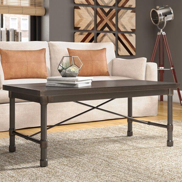 Trent Austin Design Selena Industrial Coffee Table