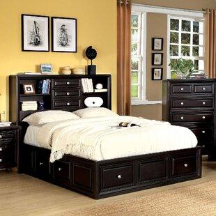 A&J Homes Studio Mattapan Storage Platform Bed