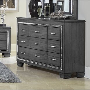 House of Hampton Boden 9 Drawer Dresser