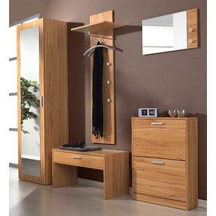 Review Pozzuoli Wooden Storage Bench