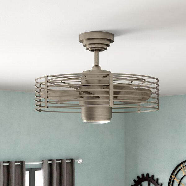 Trent Austin Design 23 Quot Glasgow 7 Blade Ceiling Fan With