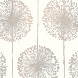 wallpaper retro floral patterned more wayfair co uk