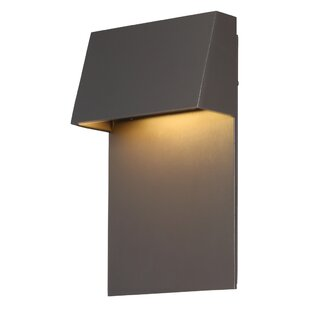 Searching for Ferrier 1-Light LED Outdoor Sconce By Ebern Designs
