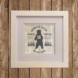 North Country Crooked Creek Wall Décor