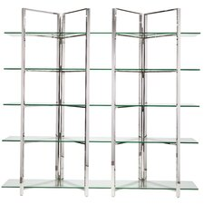 75 Etagere Bookcase by Nuevo