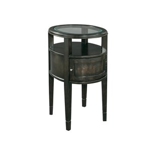 Paul End Table by August Grove